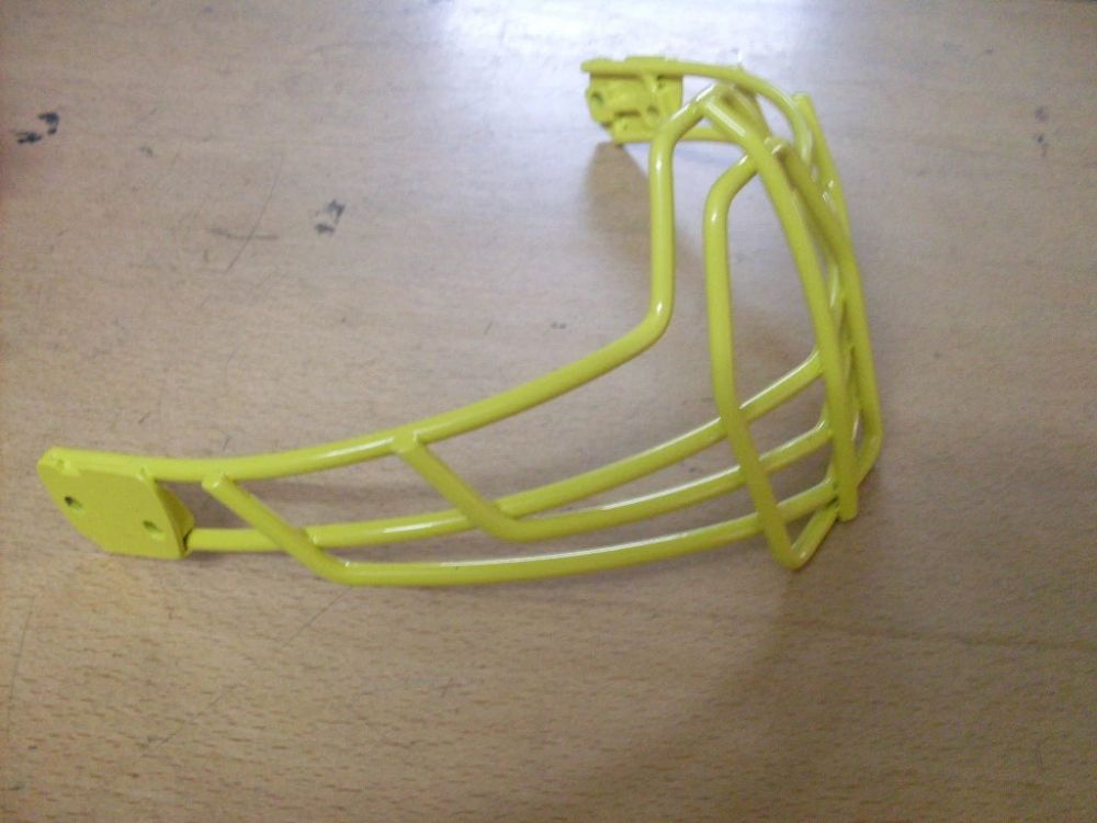 Sports American football mask cage steel face shield
